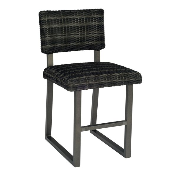 Canaveral Harper 24'' Patio Bar Stool by Woodard