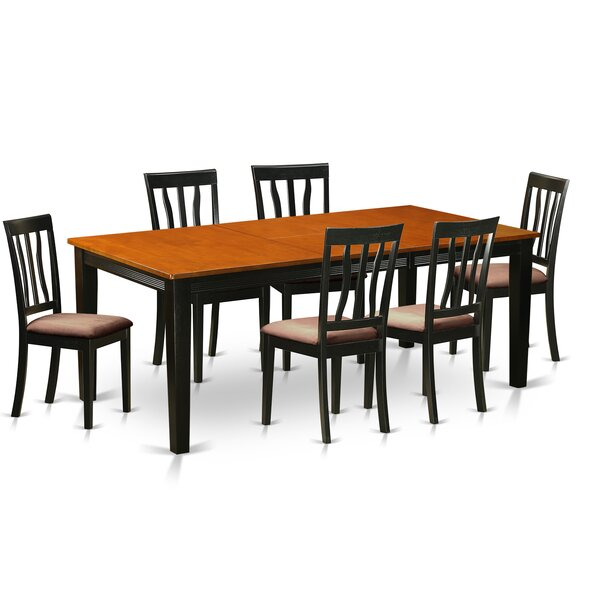 Modern Loraine 7 Piece Extendable Dining Set By Red Barrel Studio 2019 Sale