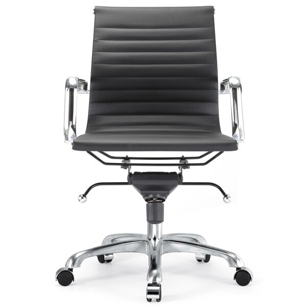Khorn Low Back Office Chair by Orren Ellis