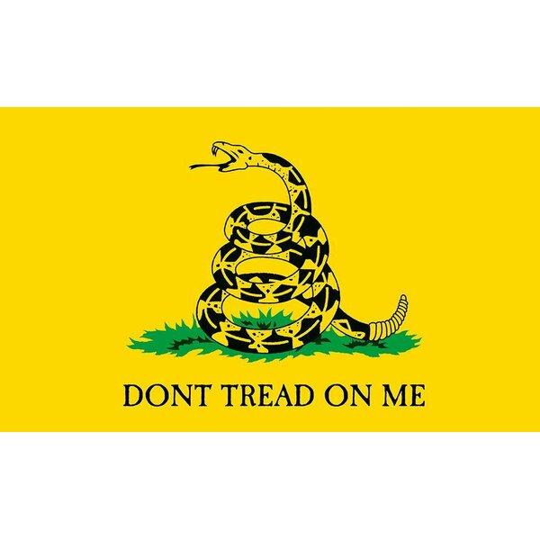 Gadsden Nylon Flag by U.S. Flag Store