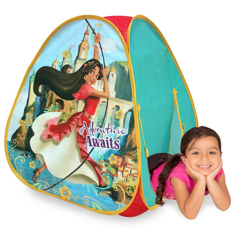 Classic Hideaway Elena of Avalor Play Tent  sc 1 st  Wayfair & Playhut Classic Hideaway Elena of Avalor Play Tent u0026 Reviews | Wayfair