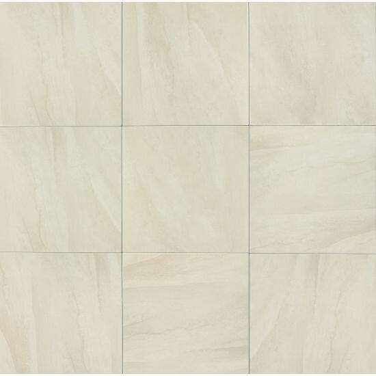 Winslow 18 x 18 Porcelain Field Tile in Matte Gray