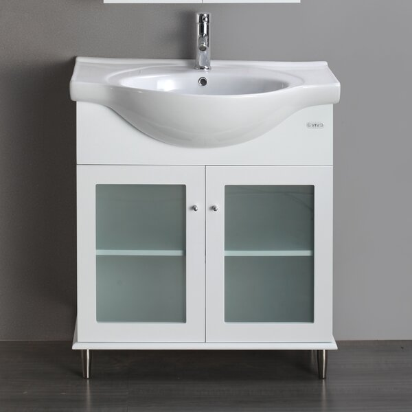 Derek 30 Single Bathroom Vanity Set by Orren Ellis