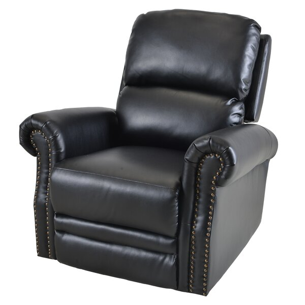 Canoochee Faux Leather Power Lift Assist Recliner W003231836