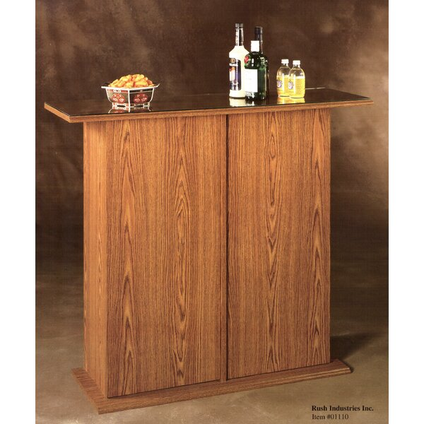 Americus Bar by Rush Furniture