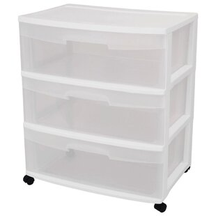 Compare & Buy 3-Drawer Storage Chest By Sterilite