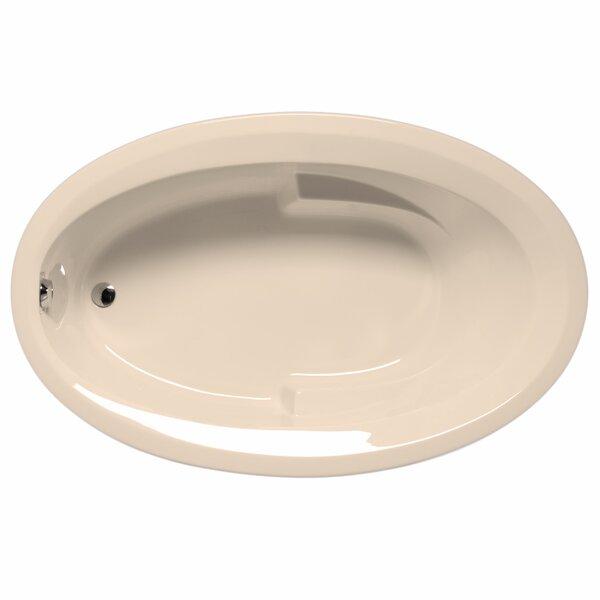 Carolina 72 x 42 Air/Whirlpool Bathtub by Malibu Home Inc.