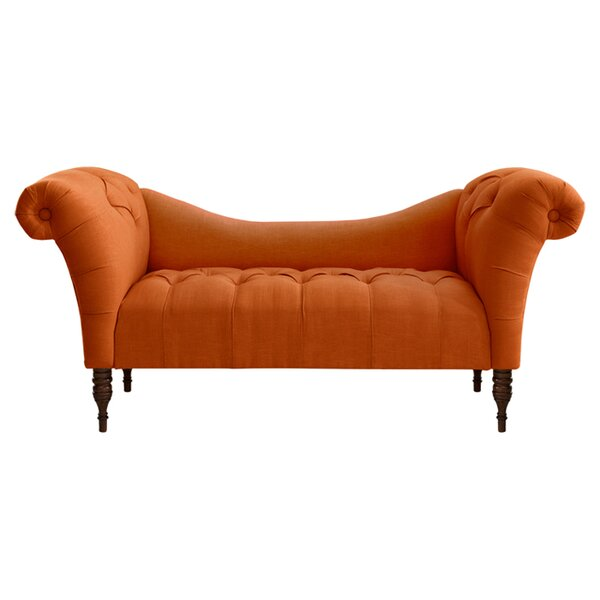Eslettes Chaise Lounge By Charlton Home