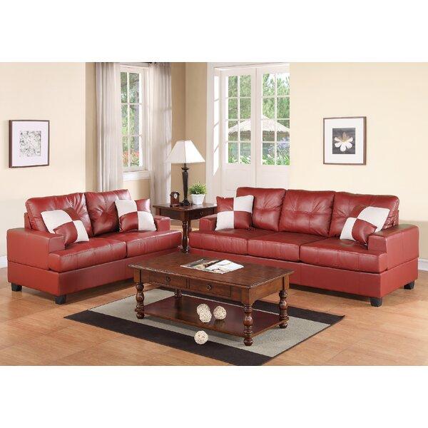 Marro 2 Piece Living Room Set by Latitude Run