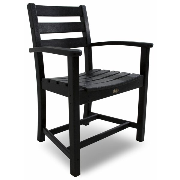 Monterey Bay Patio Dining Chair by Trex Outdoor
