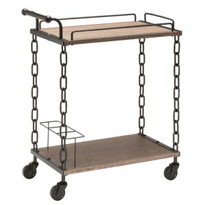 Danville Bar Cart by OSP Designs