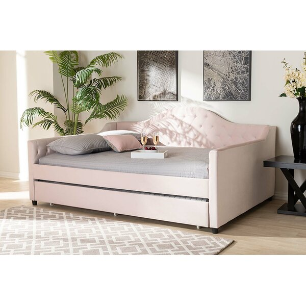 Geralynn Daybed With Trundle By Rosdorf Park