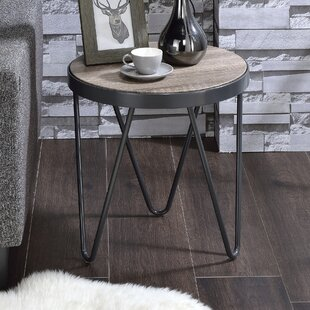Ruvalcaba End Table Ebern Designs