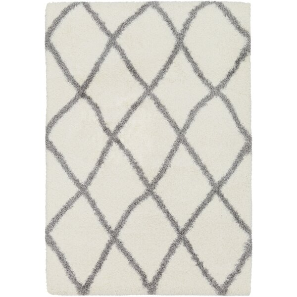 Kolton Beige Indoor Area Rug by Williston Forge