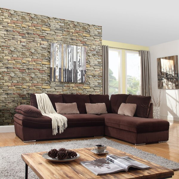 Alize Sectional by Grovelane Teen