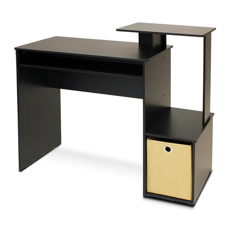 Attirant Paisley Home Office Computer Desk