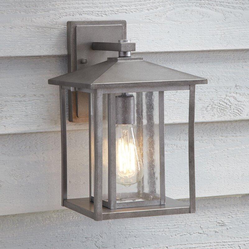Birch Lane™ Ashby Outdoor Wall Lantern & Reviews | Birch Lane