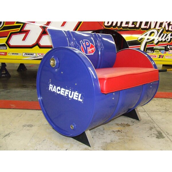VP Racing Fuel Chair with Cushion by Drum Works Furniture