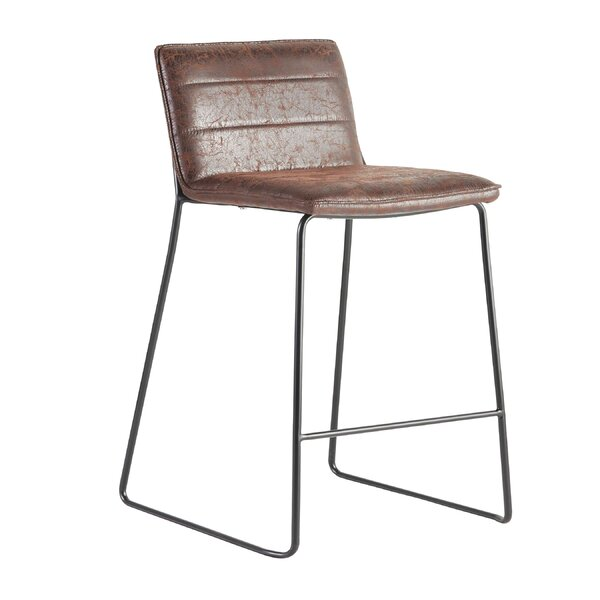 Braesgate 25.2 Bar Stool (Set of 2) by Foundry Select