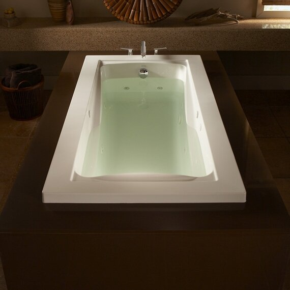 Green Tea 60 x 36 Ecosilent Whirlpool by American