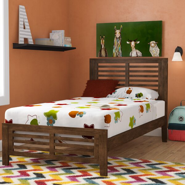 Bullard Twin Platform Bed by Mack & Milo