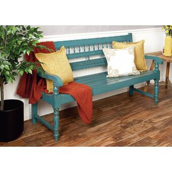 Remarkable Ophelia Co Fugate Wood Bench Reviews Wayfair Spiritservingveterans Wood Chair Design Ideas Spiritservingveteransorg
