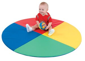 Pie Floor Mat by Children's Factory