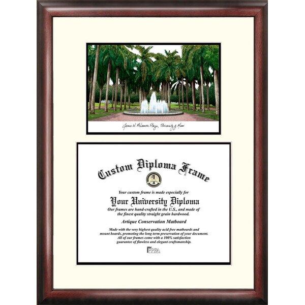 Miami University Diploma Frame | Wayfair