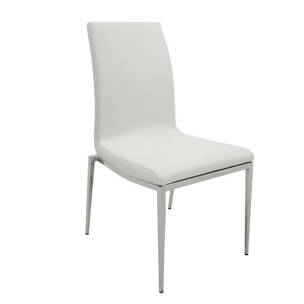 Monique Upholstered Dining Chair (Set of 2) by Bellini Modern Living