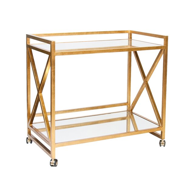 Ross Bar Cart by Everly Quinn