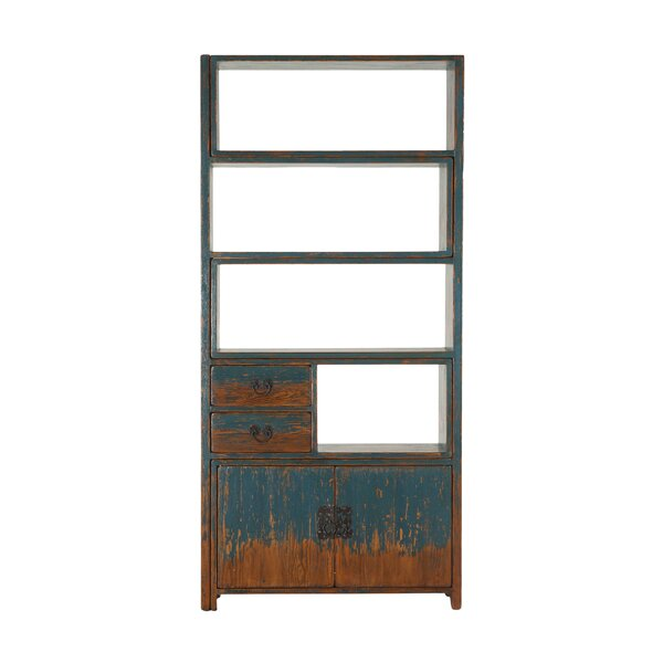Clarkfield Adjustable Geometric Bookcase by Gracie Oaks