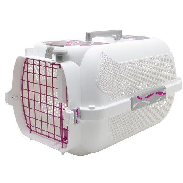 Catit Style Ribbon Voyager Small Pet Carrier By Catit By Hagen.