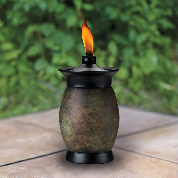 Versatile Tabletop torch by TIKI Brand