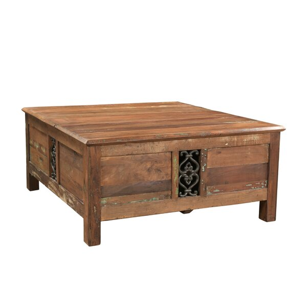 Garmon Coffee Table With Storage By Bloomsbury Market