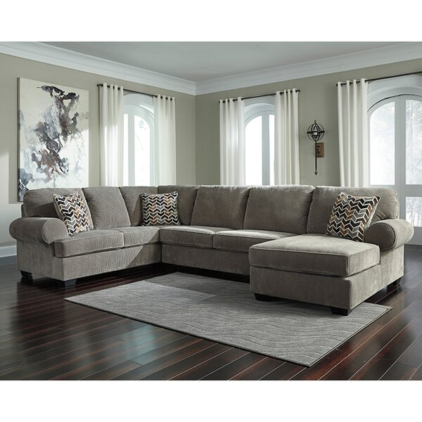 Camila Modular Sectional by Alcott Hill