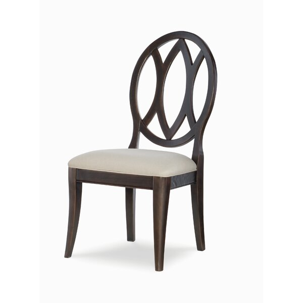 Everyday Dining Upholstered Cross Back Side Chair (Set Of 2) By Rachael Ray Home