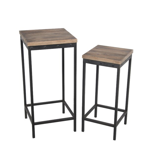 Lavaca Nesting Plant/End Table by Williston Forge