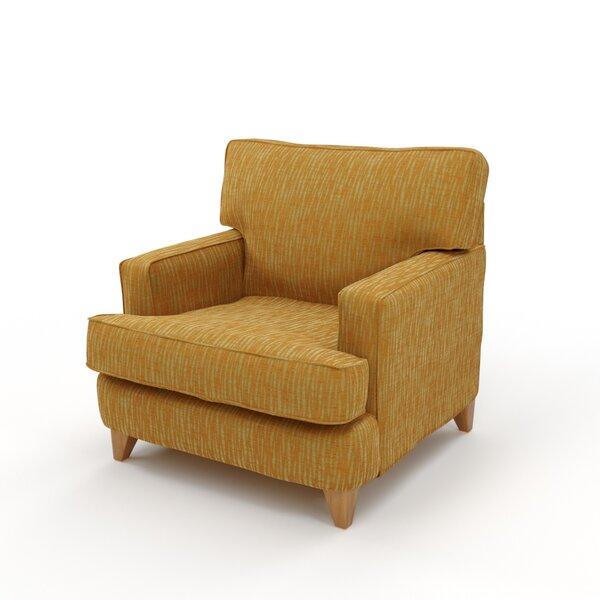 Macon Armchair by Maxwell Thomas