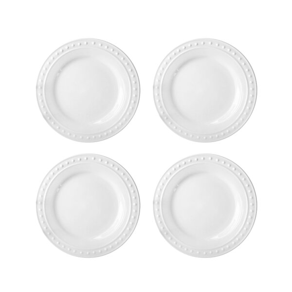 Monique 7.5 Salad Plate (Set of 4) by Elle Decor