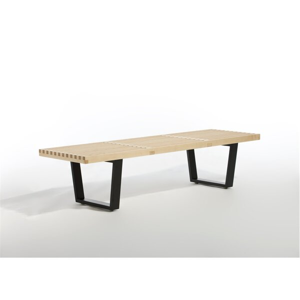 Fairweather Wood Bedroom Bench by Ivy Bronx