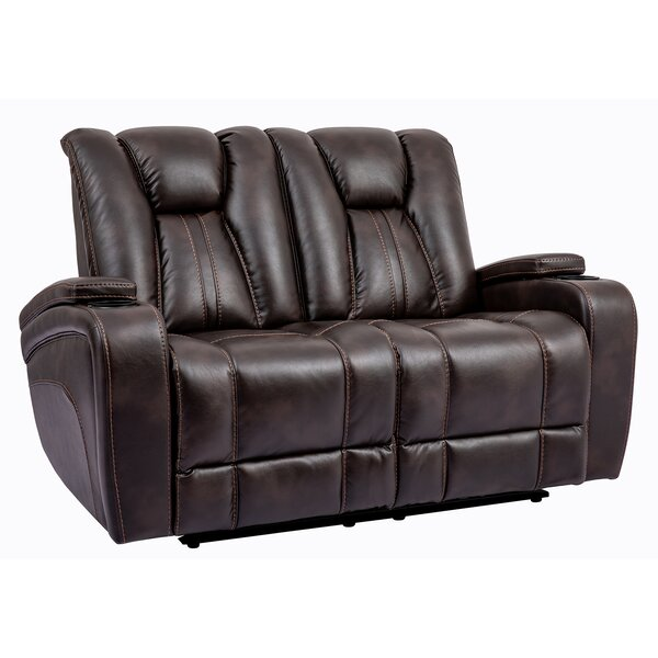 Review Ozzie Reclining Loveseat