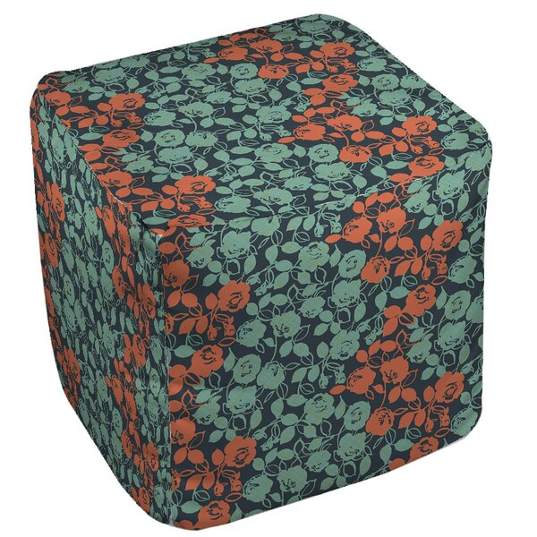 Anna Rose Pouf by Manual Woodworkers & Weavers