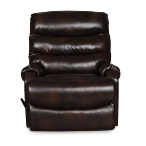 Bailey Fixed Base Manual Recliner by Revoluxion Furniture Co.