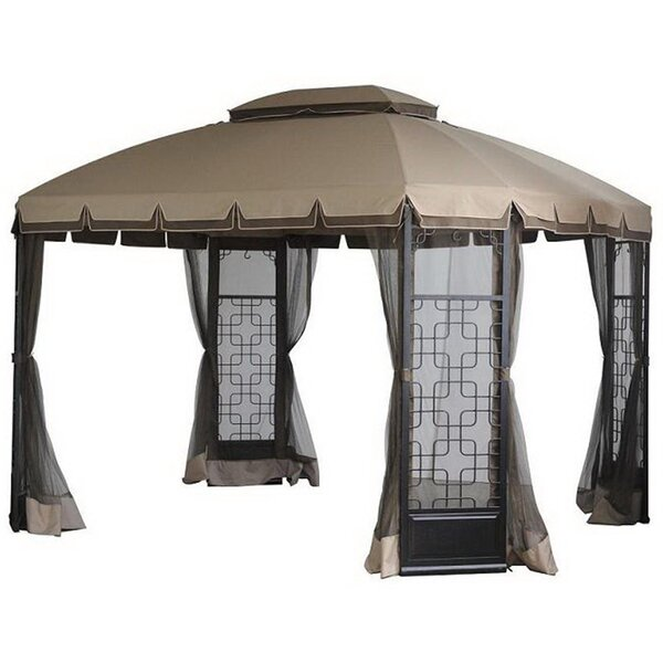 Replacement Canopy for Trellis Gazebo by Sunjoy