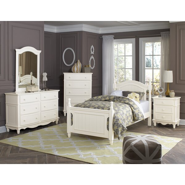 Andre Sleigh Bed by Viv + Rae