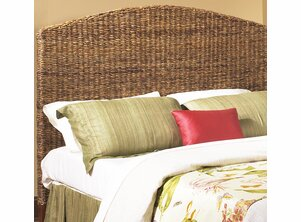 Bengal Seagrass Panel Headboard by Bayou Breeze