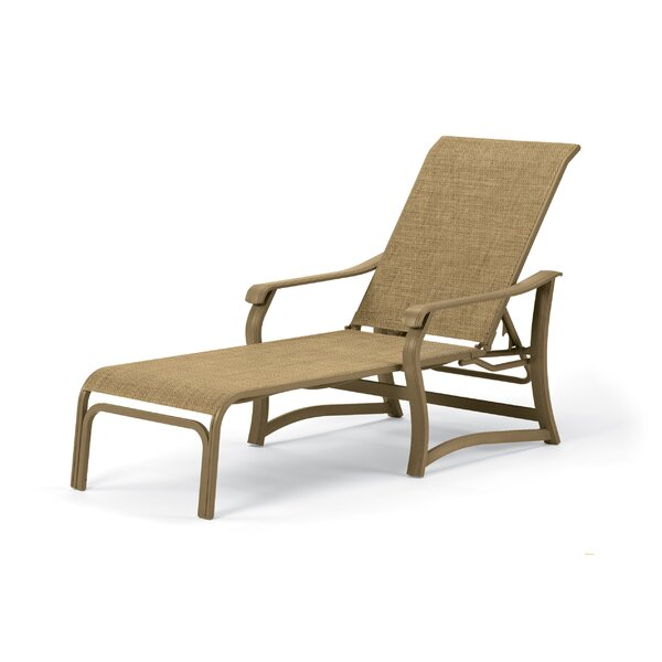 Villa Reclining Chaise Lounge