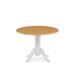 42 Inch Round Drop Leaf Table | Wayfair