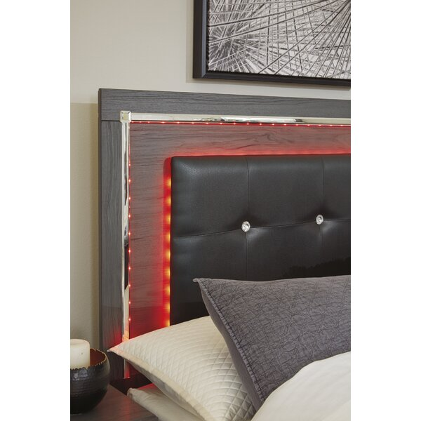 Halesworth Panel Headboard by Orren Ellis