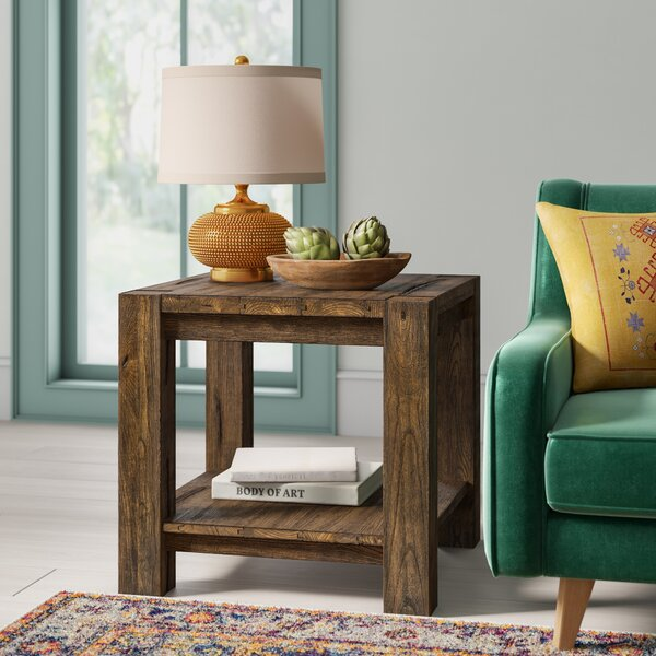 Hamilton Side Table by Mistana